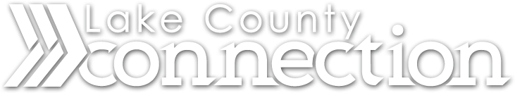 Lake County Connection Logo